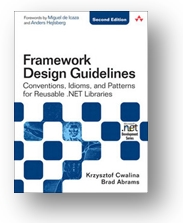 Framework Design Guidelines 2nd Edition